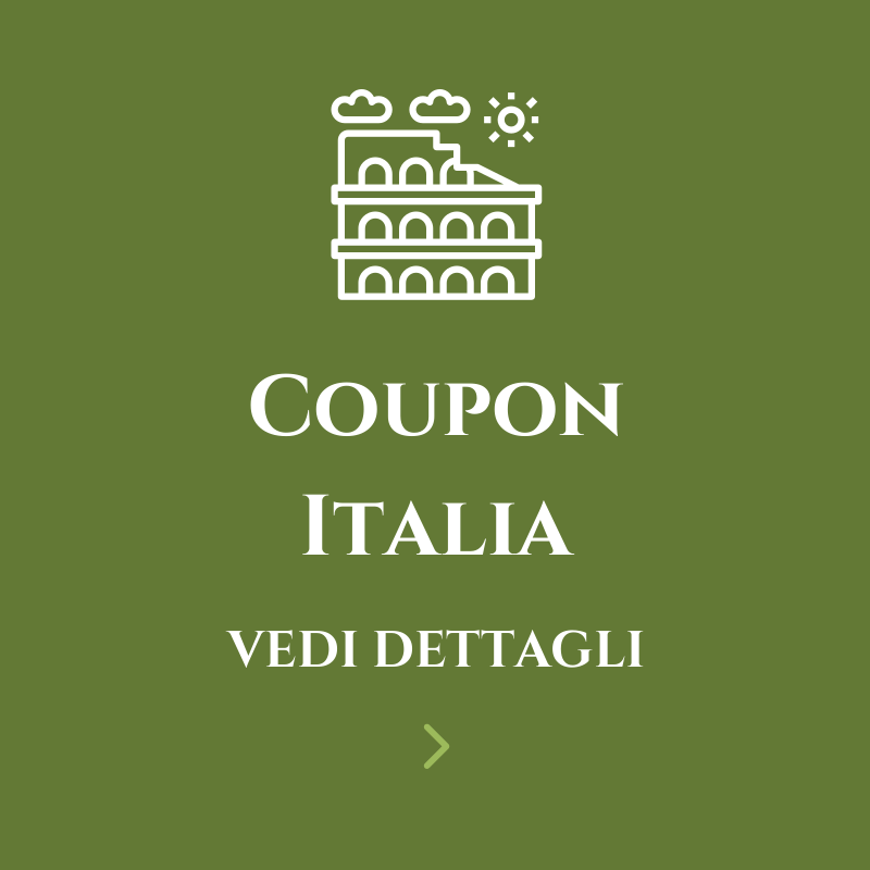 Coupon Italia Resort&Voyage