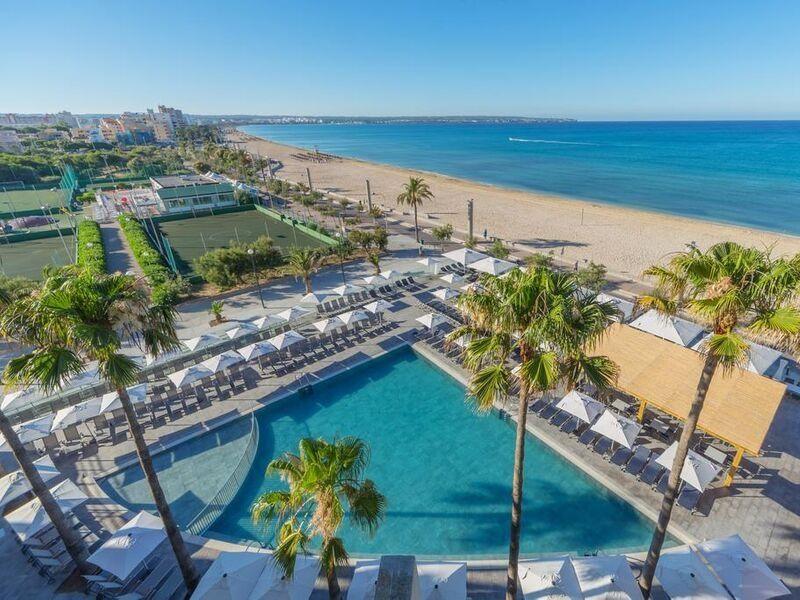 Aparthotel Fontanellas Playa | Palma de Majorca
