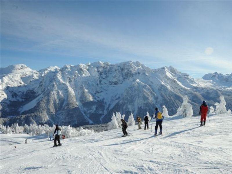 Residence Happy Holidays Trentino - Marilleva 1400