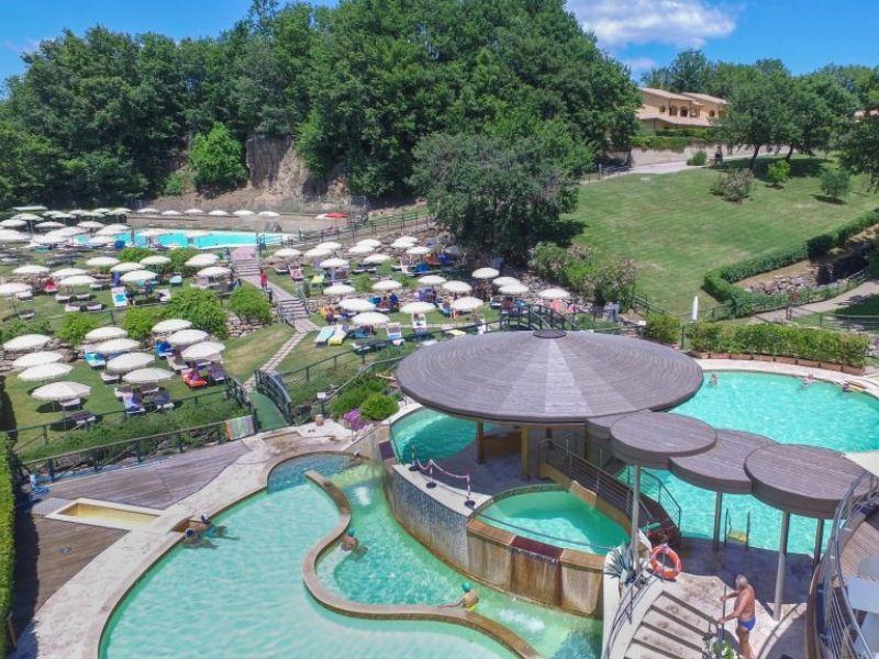 Residence Terme Di Sorano Toscana - Sorano
